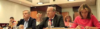 La Comisión de Economía y Presupuestos se ha reunido para debatir las enmiendas parciales presentadas al Proyecto de Ley de Presupuestos Generales de la Junta de Comunidades de Castilla-La Mancha para 2017.