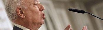El ministro de Asuntos Exteriores y Cooperación, José Manuel García-Margallo. Foto: EFE.