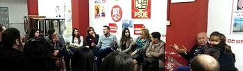 JJSS Albacete celebró en Ontur su primera Asamblea Abierta