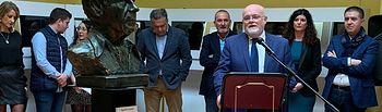 """El Gobierno regional reconoce al pintor Benjamín Palencia como """"uno de los grandes iconos universales de la cultura y el arte albaceteño""""."""