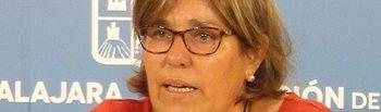 Lucía Enjuto, miembro de la Ejecutiva provincial del PP y diputada por la zona de Molina.