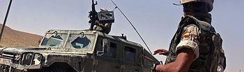 Soldados en Afganistán. Foto de Archivo.