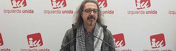 Natalio González, responsable del Área de Educación.