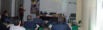 Más de un centenar de apicultores participan en las segunda edición de los seminarios técnicos.
