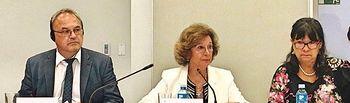 La eurodiputada Pilar Ayuso, elegida presidenta de la Comisión de Desarrollo Sostenible de Eurolat
