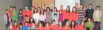 Clausura Circuito Provincial de Orientación y Campeonato Provincial Escolar