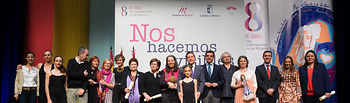 Acto conmemorativo del Día de la Mujer en Albacete