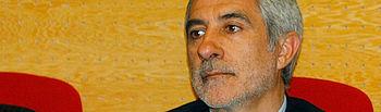 Gaspar Llamazares, diputado nacional de IU. Foto de Archivo.