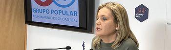 Aurora Galisteo.