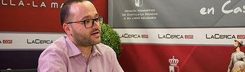 Francisco Valera, vicepresidente primero de la Diputación de Albacete. Foto: La Cerca - Manuel Lozano Garcia