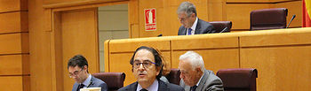 El senador popular, Luis Aznar