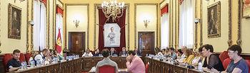 Pleno ordinario del 28 de septiembre de 2018