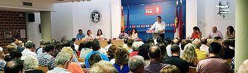 Ejecutiva Provincial del Partido Socialista de Albacete