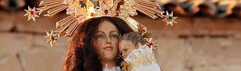 Virgen de los Enebrales de Tamajón.