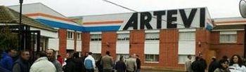 Trabajadores de Artevi esperan la decisión del juez sobre los trailers