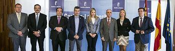 Firma del convenio para dar continuidad al Programa de Intermediación Hipotecaria