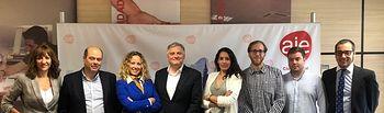 Cañizaresl ha mantenido un encuentro de trabajo con la Asociación de Jóvenes Empresarios