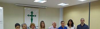 """La AECC entrega los premios """"Educar para la Salud"""" a los alumnos ganadores de los programas bilingües."""