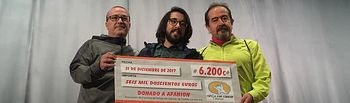 "Reto ""Kilómetros de Ilusión 2017"" a favor de AFANION en la San Silvestre de Moracha."