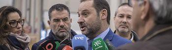 José Luis Ábalos, secretario de organización PSOE