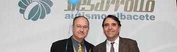 Acto organizado por la Asociación Desarrollo Autismo Albacete con motivo de la conmemoración del Día Mundial del Autismo.