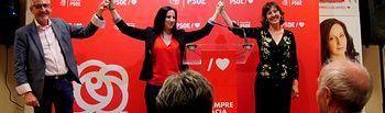 Acto público PSOE Ciudad Real en Membrilla.