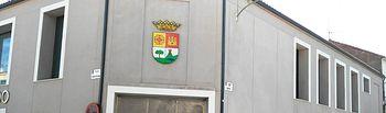 Instalaciones del Mercado de Municipal de Abastos y Escuela de Música de Almodóvar del Campo.