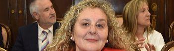 Susana Alcalde, vicepresidenta Diputación área económica.