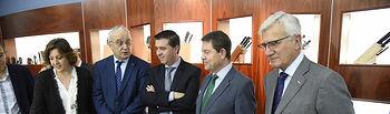 Visita a la empresa cuchillera 'Arcos Hermanos S.A.'