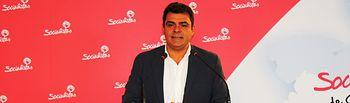 Ricardo Calzado, secretario de Empleo de la Ejecutiva provincial del PSOE.
