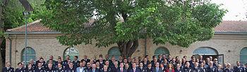 Entrega de Medallas a Policías Locales de Castilla-La Mancha. (Foto: Álvaro Ruiz // JCCM)