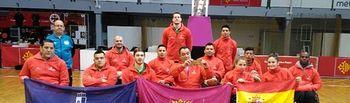 El BSR Amiab Albacete rozó el título europeo pero cayó en la final ante el Galatasaray (61-63)