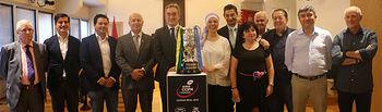 Presentación Supercopa de España 2018