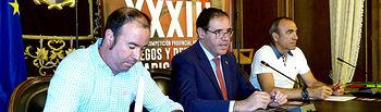 Presentación de la XXXIII Competición Provincial de Juegos y Deportes Tradicionales.