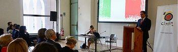 Presentación en Milán de las Ciudades Patrimonio