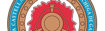 Escudo de la Academia Castellano-Manchega de Gastronomía.