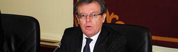 Comparecencia del rector en el Campus de Albacete