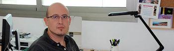 El investigador Francisco Javier Guerra.