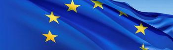 Bandera Unión Europea. Foto de Archivo.