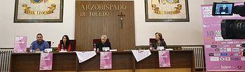 V Fiesta por la Mujer y la Vida del Arzobispado de Toledo.