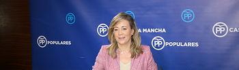 Lola Merino, diputada regional del GPP. Foto: PP CLM.