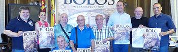 XI Circuito de Bolos Diputación Serranía de Cuenca 2018