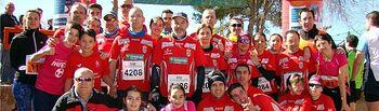 Diego López y María José de Toro vencieron en la VIII Carrera Popular de Fuentealbilla