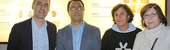 Conferencia de Miguel Angel González, subdirector General de Museos
