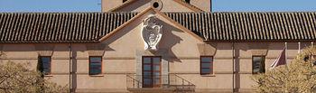 Edificio del Rectorado de la Universidad de Castilla-La Mancha en Ciudad Real.