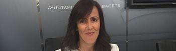 """María Gil: """"Todos los jóvenes pueden navegar en internet a alta velocidad gracias a la instalación de fibra óptica"""""""