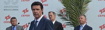 José Manuel Soria. Foto: Ministerio de Industria, Energía y Turismo.