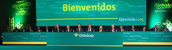 Asamblea General de GLOBALCAJA en Albacete.