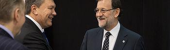 Rajoy subraya el compromiso de los europeos con la Política de Vecindad
