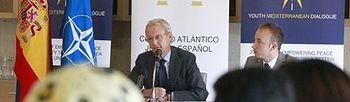 Foro del Diálogo Mediterráneo Juvenil. Foto: Ministerio de Defensa.